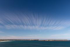 fringe (julie burgher) Tags: roystonheadwalk innesnationalpark yorkepeninsula southaustralia clouds formation sky pondalowiebay