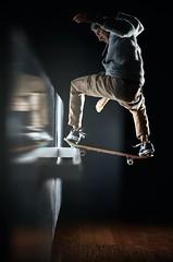 sb (skatejpg) Tags: china skateboard skater phtography k grind tre flip nose slide