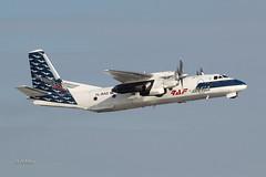 A56A3804@L6 (Logan-26) Tags: antonov an26b ylrad rafavia airlines riga international rix evra latvia cargo aleksandrs čubikins fly flying sky