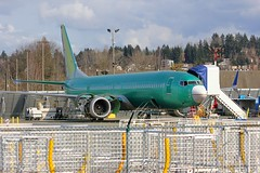 B737 HP-9907CMP Renton Seattle 23.03.19 (jonf45 - 5 million views -Thank you) Tags: airliner civil aircraft jet plane flight aviation renton municipal airport seattle boeing 737 factory 7379 max hp9907cmp copa airlines