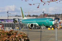 B737 D-AMAA Renton Seattle 23.03.19 (jonf45 - 5 million views -Thank you) Tags: airliner civil aircraft jet plane flight aviation renton municipal airport seattle boeing 737 factory 7378 max damaa for tuifly