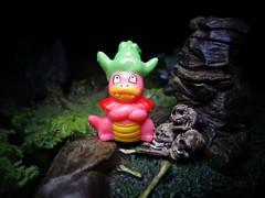Slowking (ridureyu1) Tags: pokemon pocketmonster nintendo jfigure toy toys actionfigure toyphotography sonycybershotsonycybershotdscw690