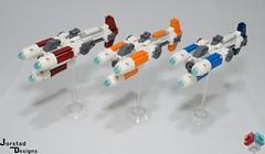 DSC_1396 (Jorstad Designs, LLC) Tags: lego star wars rebel alliance fleet mon calamari scale moc ucs jorstad designs llc mc80a mc80b home one liberty cruiser class hammerhead corvette mc30c frigate dp20 blockade runner