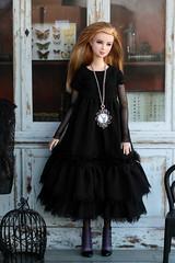 IMG_9722=12 (Elena_art) Tags: barbiedivergenttris barbie etsy handmade dress boho