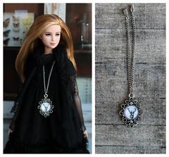 BeFunky-collage (13) (Elena_art) Tags: barbiedivergenttris barbie etsy handmade dress boho