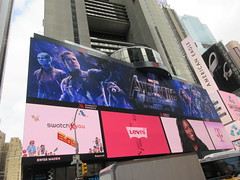 Avengers Endgame Electric Billboard Times Square 6379 (Brechtbug) Tags: avengers endgame steve rogers captain america thor iron man black widow the hulk super soldier marvel shield guardians galaxy comic book hero times square electric billboard movie poster 04172019 theatre holiday ornaments chris evans robert downey jr mark ruffalo hemsworth scarlett johansson 34th street new york city 2019 nyc standee thanos bad guy electronic brie larson carol danvers vers end game