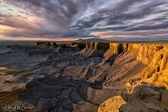 _8HB1419and1372 (Hilary Bralove) Tags: utah sunrise canyons southwest desert landscape nikon