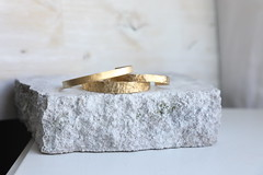 1S7A0734 (joeviejewelry) Tags: cuff stack blank smooth hammered brass 38 14
