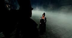 It's London - It's Whitechapel - It's 1888 - It's Jack (Paulina Jardberg) Tags: sl secondlife paulinajardnerg jacktheripper horror creepy fog london whitechapel killer history darkness avatar virtual world 1888 pixels virtualreality murderer prostitutes whore