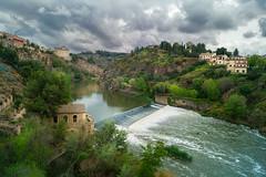 Río Tajo (JuanCarlossony) Tags: río tajo toledo valle presa agua arboles cielo nubes ríotajo sony slta58 a58 1855mm