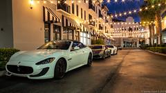 20190417 5DIV Baciami 52 (James Scott S) Tags: boyntonbeach florida unitedstatesofamerica baciami horsepower happy hour cars ferrari corvette c7 canon 5div dusk