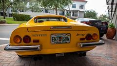 20190417 5DIV Baciami 32 (James Scott S) Tags: boyntonbeach florida unitedstatesofamerica baciami horsepower happy hour cars ferrari corvette c7 canon 5div dusk