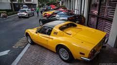20190417 5DIV Baciami 25 (James Scott S) Tags: boyntonbeach florida unitedstatesofamerica baciami horsepower happy hour cars ferrari corvette c7 canon 5div dusk