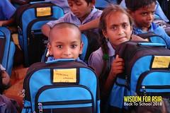 WFABTSRM_0431 (Wisdomforasia) Tags: backtoschool backpacks wisdom for asia wisdomforasia wfam wfamkids wfampictures helpingkids education futureleaders purchasefromindia investinginkids wfa charity
