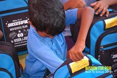 WFABTSRM_0396 (Wisdomforasia) Tags: backtoschool backpacks wisdom for asia wisdomforasia wfam wfamkids wfampictures helpingkids education futureleaders purchasefromindia investinginkids wfa charity