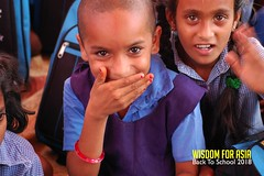 WFABTSRM_0374 (Wisdomforasia) Tags: backtoschool backpacks wisdom for asia wisdomforasia wfam wfamkids wfampictures helpingkids education futureleaders purchasefromindia investinginkids wfa charity