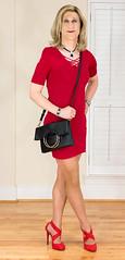 IMG_7412_f (AlexandraCollins) Tags: crossdresser crossdress crossdressing heels legs pantyhose stockings
