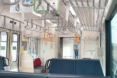 Lighted with the morning sun (しまむー) Tags: sony slta57 a57 α57 minolta af zoom 2885mm f3545 trip train sanriku rias line 三陸鉄道リアス線
