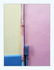 playing with pastels (overthemoon) Tags: switzerland suisse schweiz svizzera romandie vaud lausanne rôtillon urbanrenewal colourful phone frame utata:project=paint
