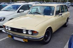 1974 Triumph 2000 Mk II Kombi Front (Joachim_Hofmann) Tags: auto kraftfahrzeug kfz triumph2000 kombi carbodiesmkii mk2