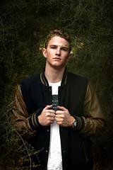 _DSC9832 (sabbir_015) Tags: portrait model fashion jacket nz male boy forest