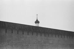 (sauleshechka) Tags: ilford 400 pentax spotmatic spii smc takumar 55 bw russia winter suzdal analog film