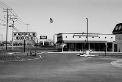 Waffle House (poavsek) Tags: m4 leica summicron 50mm rigid film ilford pan f plus virginia west restaurant waffles charlestown