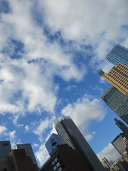 IMG_6753 (Brechtbug) Tags: 2019 april clouds virtual clock tower turned off from hells kitchen clinton near times square broadway nyc 04242019 new york city midtown manhattan spring springtime weather building dark low hanging cumulonimbus cumulus nimbus cloud hell s nemo southern view