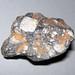 Lunaite (lunar breccia) (Northwest Africa 11517 Meteorite) 1