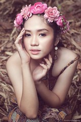 Angel (Nino Pucio Photography) Tags: woman pretty fashion photography portraits lifestyle conceptual nikon ninopuciophotography victorian hair portrait