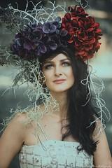 Violeta (Nino Pucio Photography) Tags: woman pretty fashion photography portraits lifestyle conceptual nikon ninopuciophotography victorian hair portrait