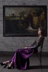 Daine (Nino Pucio Photography) Tags: woman pretty fashion photography portraits lifestyle conceptual nikon ninopuciophotography victorian hair portrait