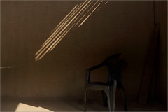 at leisure, baaj (nevil zaveri (thank you for 15+ million views:)) Tags: zaveri hut rural dang baaj village gujrat india images stockimages home dwelling house gujarat nevil nevilzaveri stock photo chair sunlight sunlit abstract architecture exterior