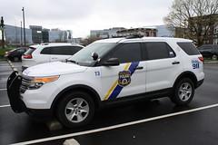 Philadelphia Police Ford Explorer (Traffic) (mattman747) Tags: philadelphia police ford explorer traffic suv pa pennsylvania