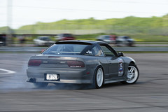 DSC_0787 (Find The Apex) Tags: nolamotorsportspark nodrft drifting drift cars automotive automotivephotography nikon d800 nikond800 nissan 240sx nissan240sx s13