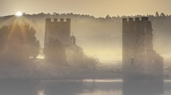 Catoira (Noel F.) Tags: sony a7r a7rii ii voigtlander 110 apo torres catoira oeste rio ulla ria arousa romaria vikinga galiza galicia