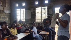 Kafwa Drop-In Center 2/12/19 (Lubuto Library Partners) Tags: lubutolibraries lubutolibrarypartners publiclibraries lubuto library zambia africa children youth ovc outreach