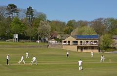 Thwaite And See (Feversham Media) Tags: denbydalecricketclub linthwaitecricketclub cricketgrounds cricket yorkshire westyorkshire denbydale dearnevalley wakefieldroad sykescup kirklees huddersfieldcricketleague