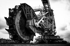 Mad max (black.parrot_photo) Tags: urban urbex steel industry blackandwhite abandoned cityofiron ferropolis
