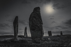 Still Standing (SkyeWeasel) Tags: scotland hebrides outerhebrides westernisles lewis calanais stonecircle neolithic callanish standingstones
