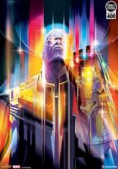 Thanos Infinity War – Premium Art Print par Sideshow (Shady_77) Tags: thanos marvel avengersendgame artprint sideshow
