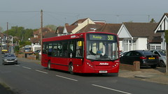 Older Comes Back (londonbusexplorer) Tags: metroline west adl enviro 200 de1806 dml44152 yx10bfo 331 ruislip uxbridge tfl london buses