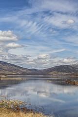 Embalse de Pinilla (lebeauserge.es) Tags: pinilladelvalle madrid españa naturaleza campo sierra