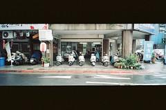 十幾年前的感動 (Long Tai) Tags: minolta ps panorama 24mm f45 kodak gold 100 expired 112008