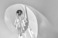 Spiral & Light (Blende1.8) Tags: spiral spiralstaircase wendeltreppe staircase stairs treppe spirale architecture light licht hell london interior