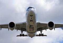 F-WXWB Airbus A350 prototype (@Eurospot) Tags: fwxwb airbus a350 a350900 toulouse blagnac
