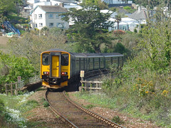 150234 & 150244 Carbis Bay (2) (Marky7890) Tags: gwr 150234 class150 sprinter 2a21 carbisbay railway cornwall stivesbayline train