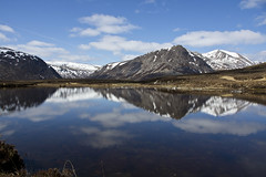 Moment of Clarity (steve_whitmarsh) Tags: topic aberdeenshire scotland scottishhighlands highlands mountain hills landscape cairngorms water loch lochan lake reflection abigfave