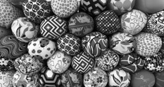 at the marketplace (Rosmarie Voegtli) Tags: cushions market marketplace blackwhite bw blackandwhite liestal round balls markt basellandschaft inexplore eggs pattern againandagainandagain traditional odc ourdailychallenge thegoodthings