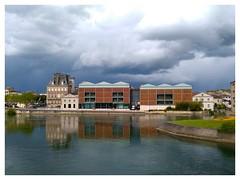 Coup de Jarnac dans le ciel #Jarnac #Charente #Cognac #Pineau #ciel #orage #courvoisier (FL~photos) Tags: courvoisier pineau cognac ciel jarnac orage charente